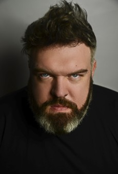 'Game of Thrones'' Hodor, Kristian Nairn, brings his Rave of Thrones tour to Venue 578