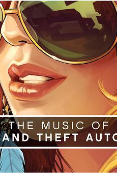 GAMELANDO: Do-it-yourself carnage with the 'Grand Theft Auto V' soundtrack!