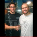 George Zimmerman is all smiles and shotguns