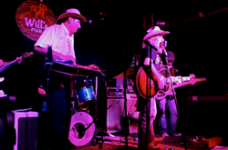 Giddy Up Go at Will's Pub (photo by Ashley Belanger)