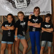 Girls rock camp takes over Will's Pub to perform fresh, original songs