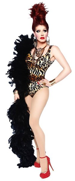 Roxy Brooks (photo via Divas Dinner Theatre)