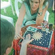 Hanging out at the magick market
