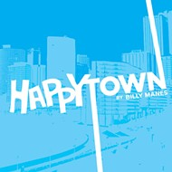Happytown: Ibragim Todashev who?