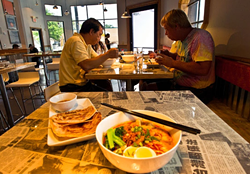 Hawkers brings the Asian roadside nosh indoors