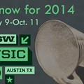 Heads up: SXSW taking band applications starting NOW