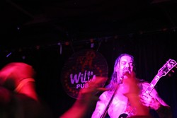 High on Fire at Will's Pub (photo by Ashley Belanger)