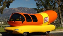Hot diggity dog! Weinermobile coming to Orlando!