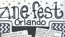 Hot Hands, Exitbags and other bands play Orlando Zine Fest