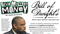 How a bill doesn't become law