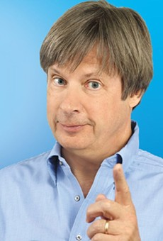 Humor writer Dave Barry explains why Florida is so weird