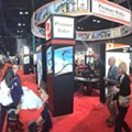 IAAPA 2013 is a mega-convention of carnival contraptions