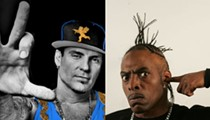 Ice, ice, paradise: Coolio and Vanilla Ice headline Tin Roof's outdoor concert in March