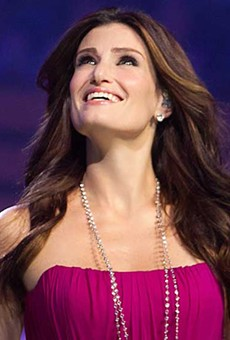 Idina Menzel booked for July at Dr. Phillips Center, tix on sale now