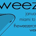 Announcing: The Weezer Cruise