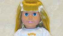 If you think this doll is creepy...