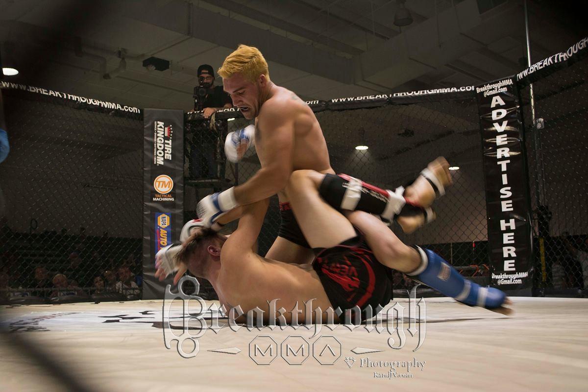 Image via Breakthrough MMA