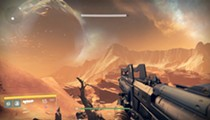 'Destiny' is one hot epic post-apocalyptic space-mess