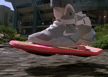 Thank you, Internet: For real hoverboards and 'Dachshund's Creek'