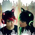 Thank you, Internet: Pumkpin kegs and cat-ear headphones