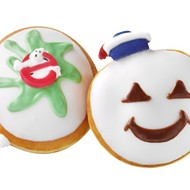 Krispy Kreme offering <i>Ghostbusters</i> donuts to celebrate the film's 30-year anniversary