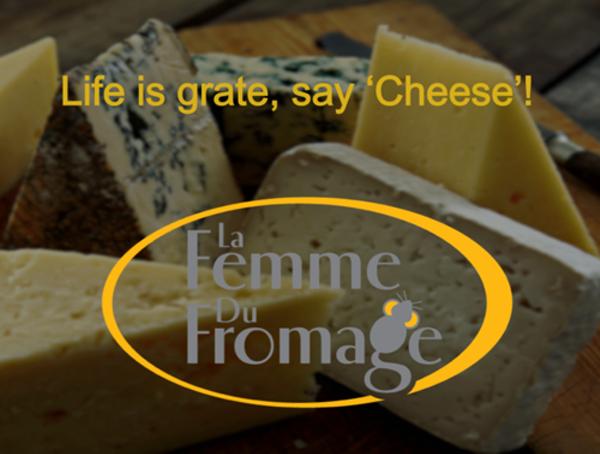 Image via La Femme du Fromage