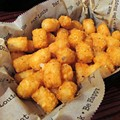 Bar Louie Rocks the Tots with a tater tot eating competition