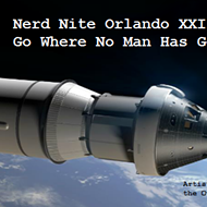 Nerd Nite Orlando XXI: To Boldly Go Where No Man Has Gone Before!