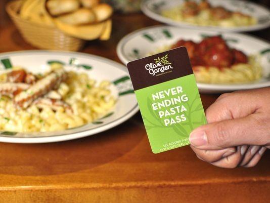 Image via Olive Garden
