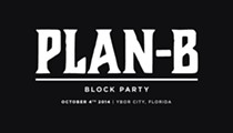 Worth the Drive, part 1: Plan B Block Party in Ybor