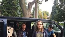 We bury the hatchet with Toronto punk band Pup