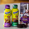 Thank you, Internet: Postcards for ants and Girl Scout Cookie Nesquik