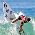 Soul surfer Bethany Hamilton signs autographs and meets fans
