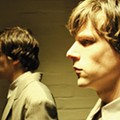 In 'The Double,' Jesse Eisenberg plays two sides of one perplexing man