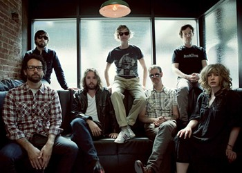 Indie-rock collective Broken Social Scene plays Orlando while the band's ticking clock grows louder