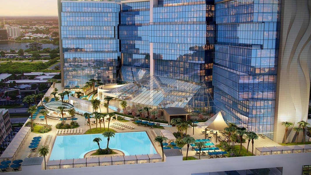 iSquare Mall + Hotel