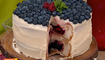 Pie inside cake: a real thing