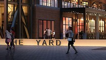 Ivanhoe development project the Yard proceeds