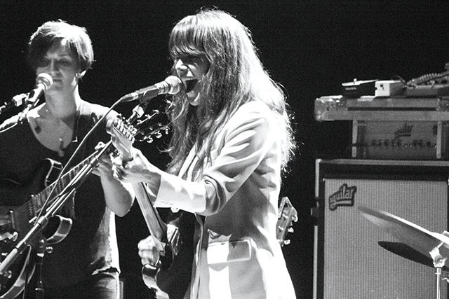 JENNY LEWIS - PHOTO BY CHRISTOPHER GARCIA