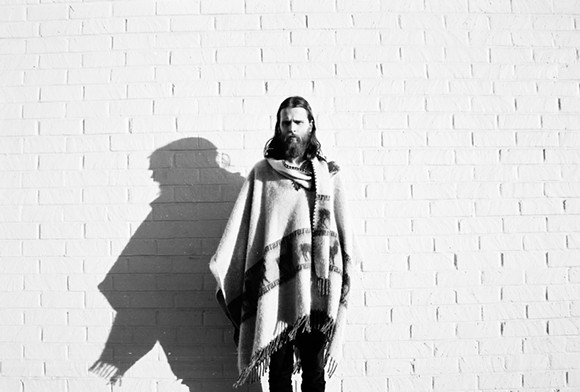 Now full-on Jesus as JMSN