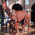 Video: War Horse cast Q&A with Joey the Horse at Bob Carr