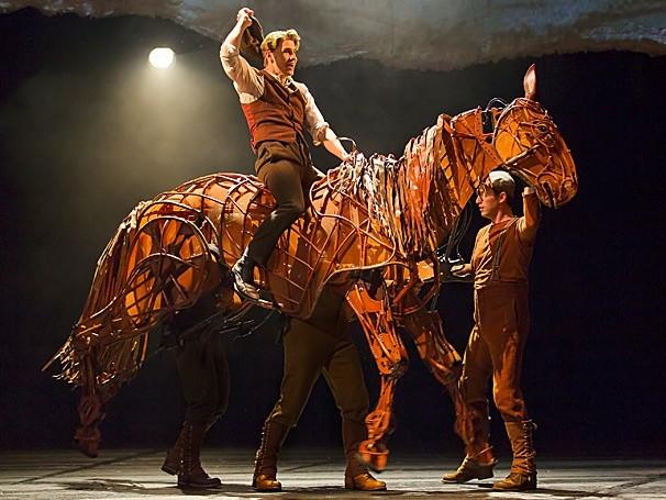 Joey the War Horse