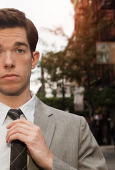 John Mulaney talks 'SNL,' 'Kroll Show,' and what he would have done differently on 'Mulaney' ahead of his show at the Plaza Live