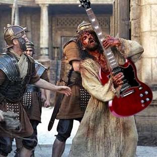 JUMPIN' JEHOSAFAT AND HOLY SHIT!