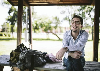Justin Townes Earle bares his chest about record labels and 'Absent Fathers'