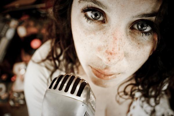 Kaleigh Baker (photo by Hau Tran)