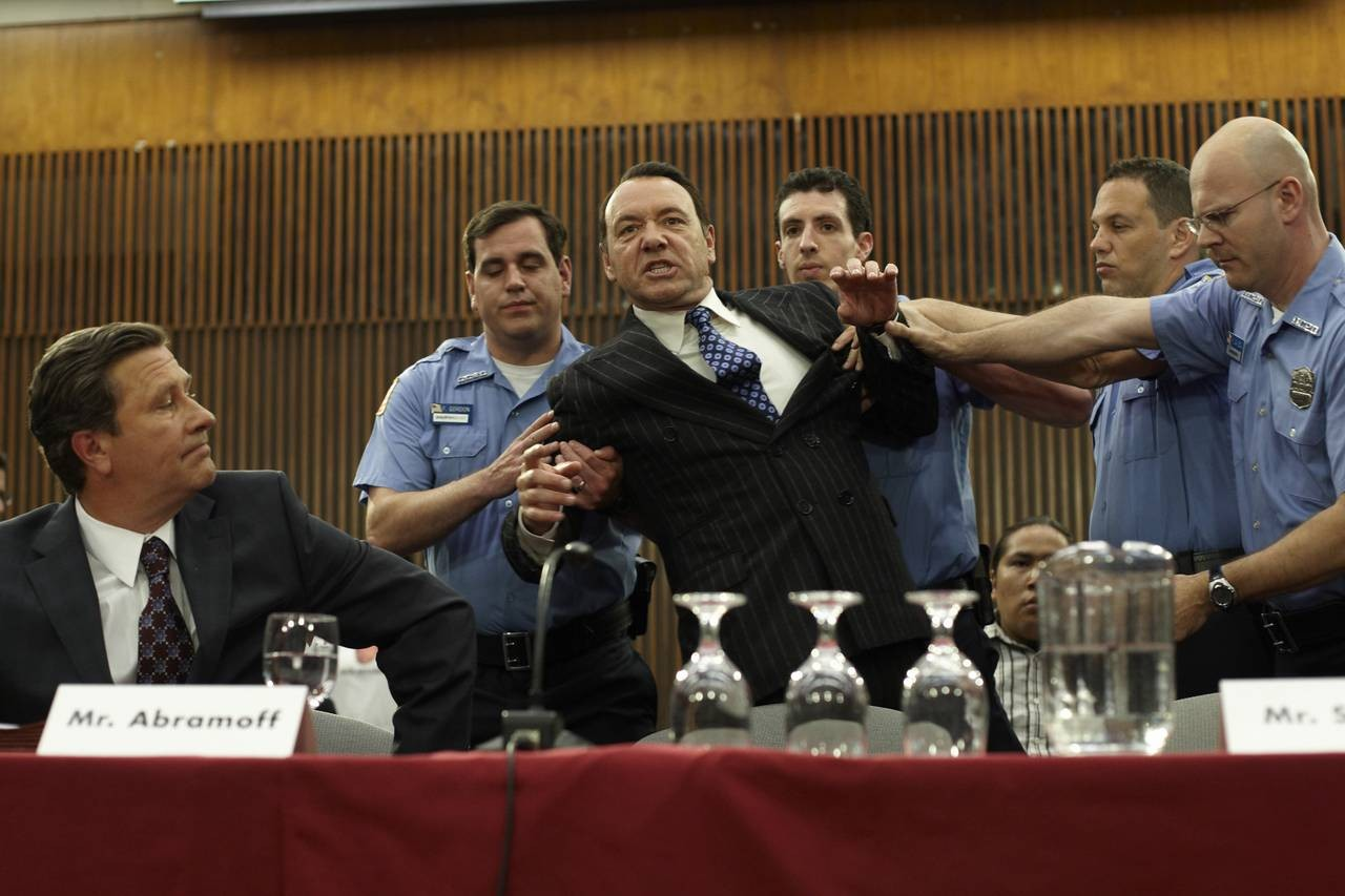 Kevin Spacey as Jack Abramoff