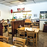 Kiko offers traditional Japanese and nontraditional vegetarian flavors
