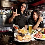 KISS's Paul Stanley and Gene Simmons host Rock & Brews grand opening in January