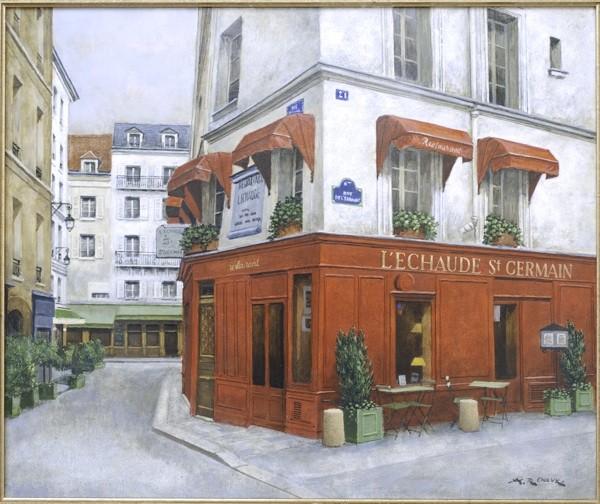 'L' Echaude St. Germain'